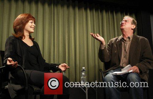 Frances Fisher and Pete Hammond 7