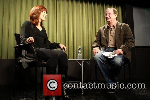 Frances Fisher and Pete Hammond 4