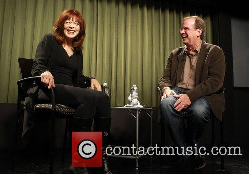 Frances Fisher and Pete Hammond 3