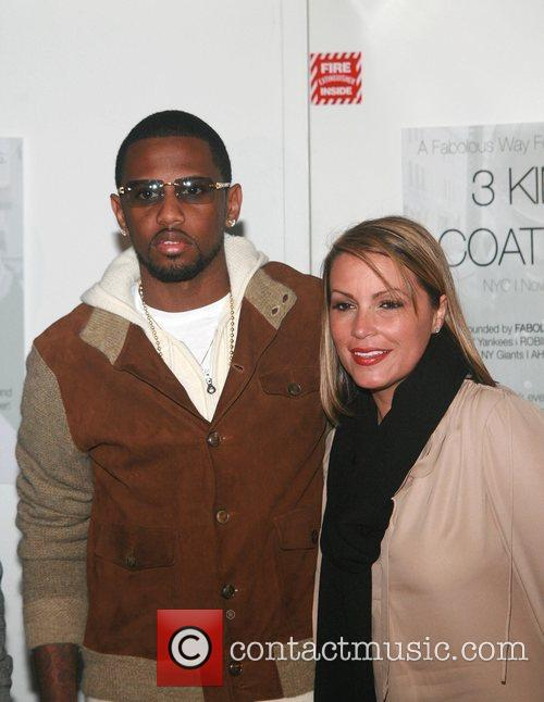 Angie Martinez and Fabolous 5