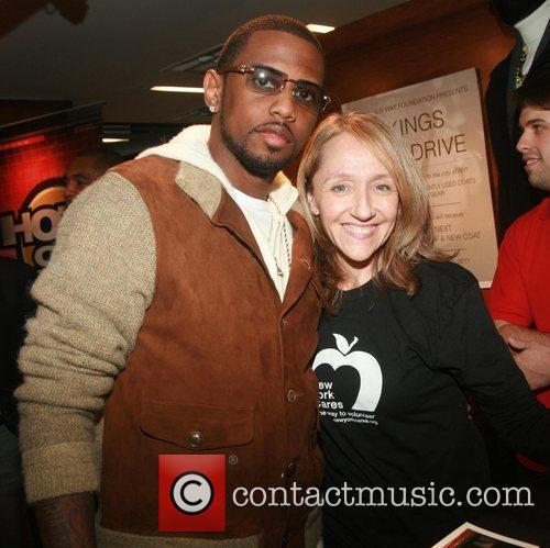 new york cares colleen farrell and fabolous 3636803