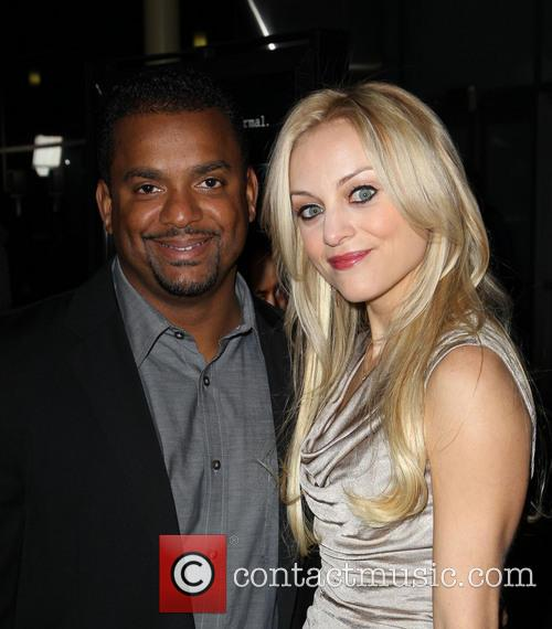 Alfonso Ribeiro - A Haunted House Premiere held at ...