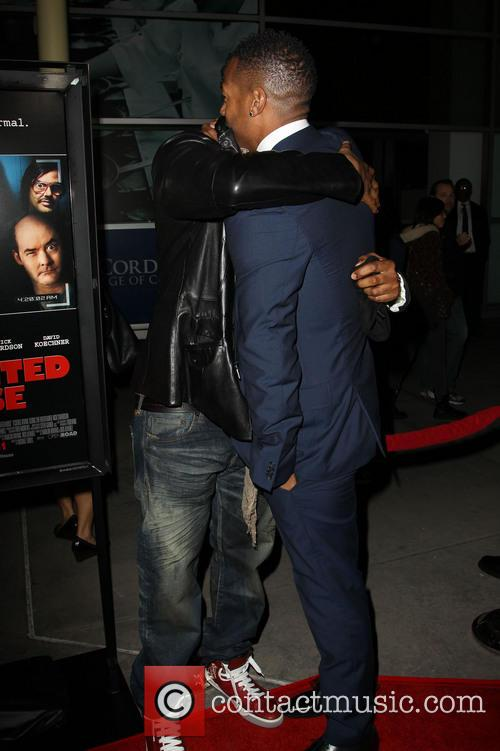 Shawn Wayans and Marlon Wayans 8