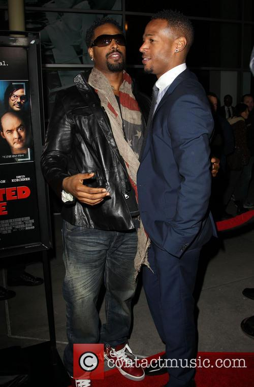 Shawn Wayans and Marlon Wayans 1