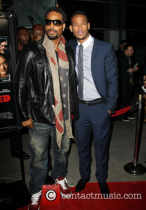 Shawn Wayans and Marlon Wayans 7