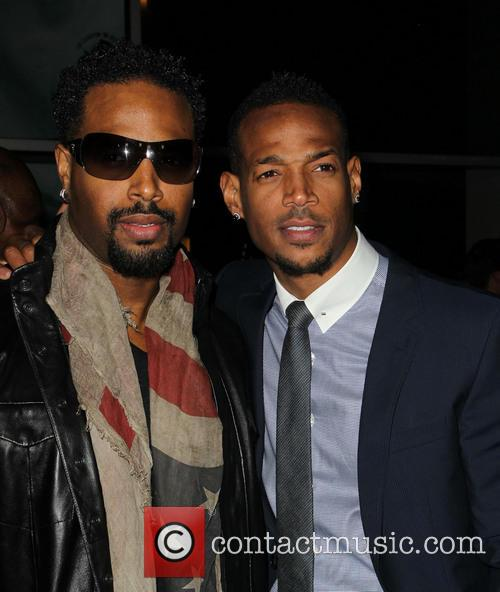 Shawn Wayans and Marlon Wayans 9