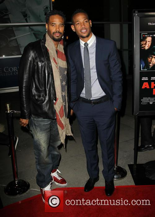 Shawn Wayans and Marlon Wayans 6