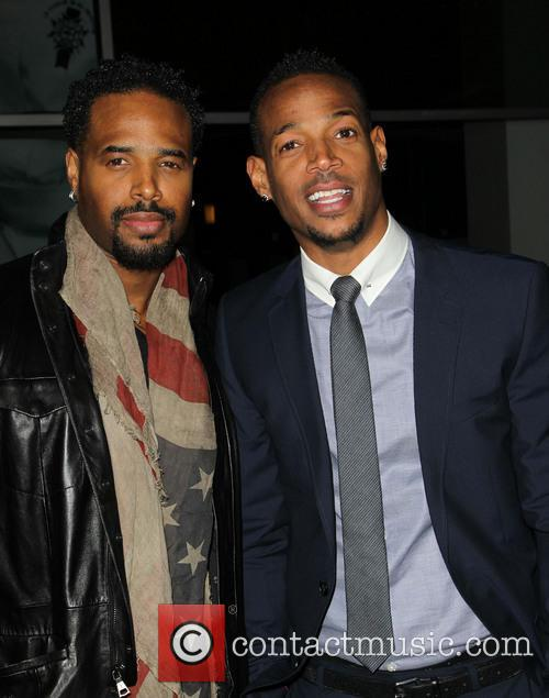 Shawn Wayans and Marlon Wayans 5