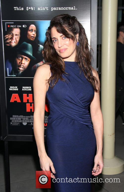 Alanna Ubach and Arclight Hollywood 4