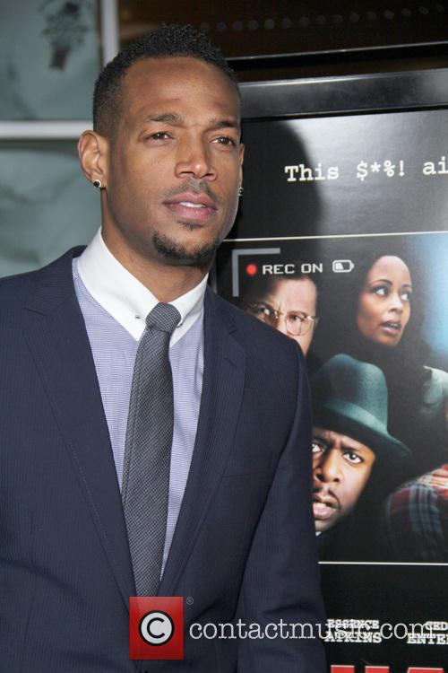 Marlon Wayans and Arclight Hollywood 3