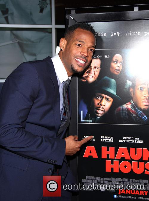 Marlon Wayans and Arclight Hollywood 5
