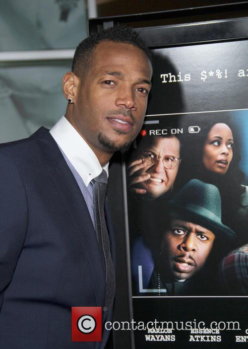 Marlon Wayans and Arclight Hollywood 1