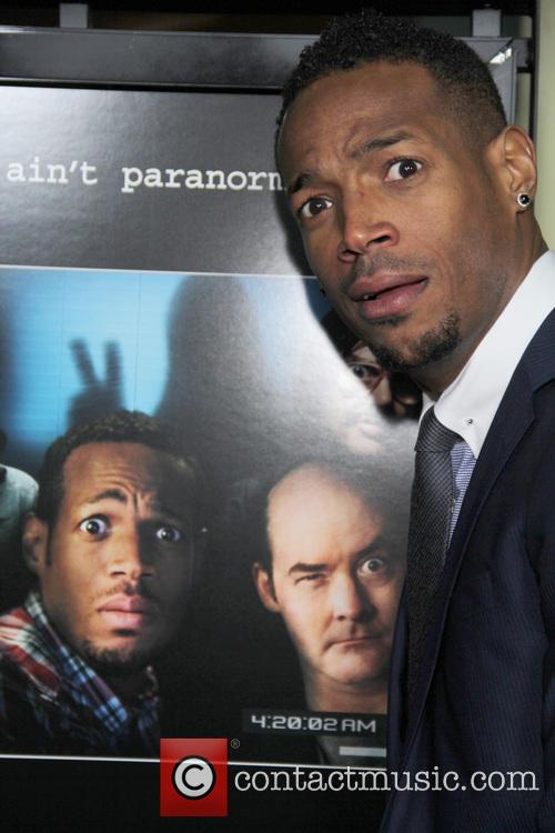 Marlon Wayans and Arclight Hollywood 6