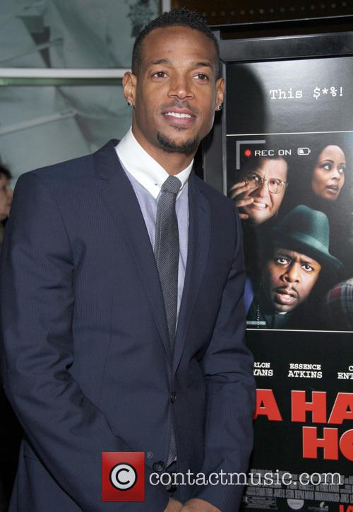 Marlon Wayans and Arclight Hollywood 4