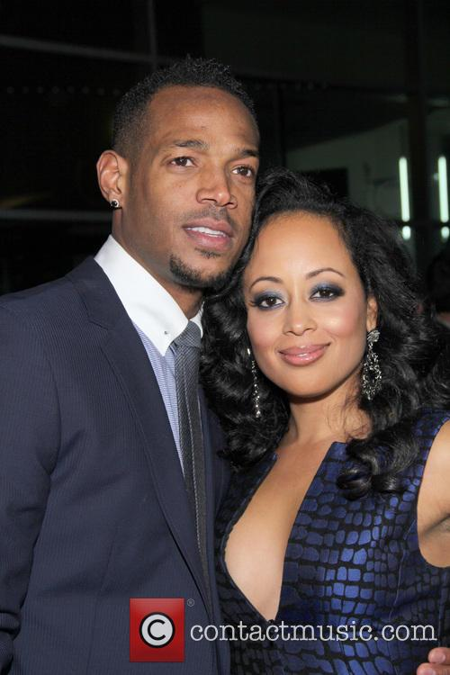 Marlon Wayans, Essence Atkins and Arclight Hollywood 2