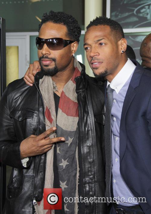 Shawn Wayans, Marlon Wayans, ArcLight Hollywood