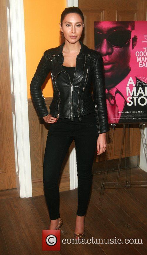 Niki Sabet The New York Premiere of 'A...