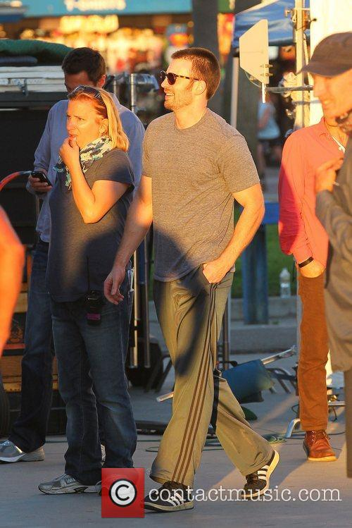 Topher Grace, Chris Evans, A Many Splintered Thing and Venice Beach 9