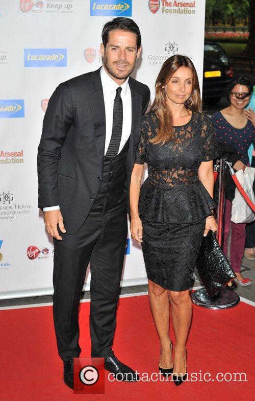 Jamie and Louise Redknapp 'A Night of Champions'...