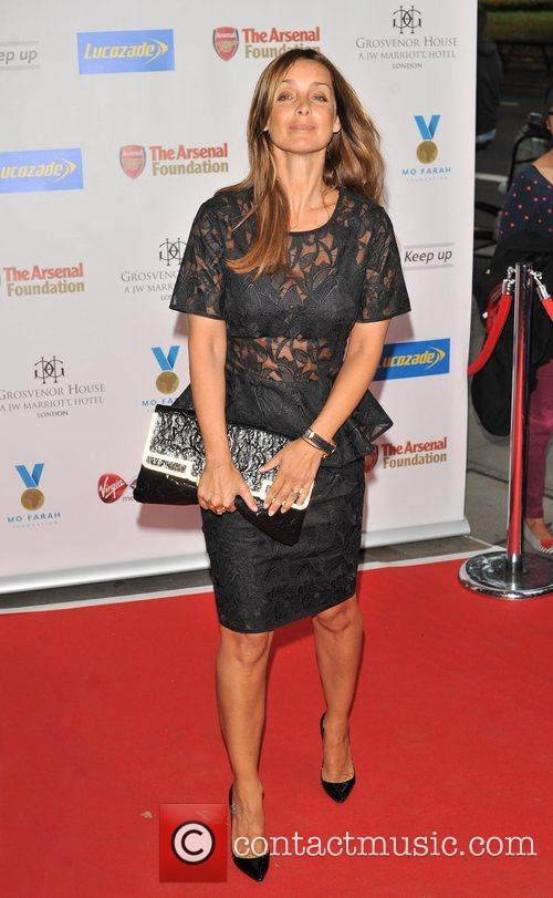Louise Redknapp 'A Night of Champions' inaugural ball...