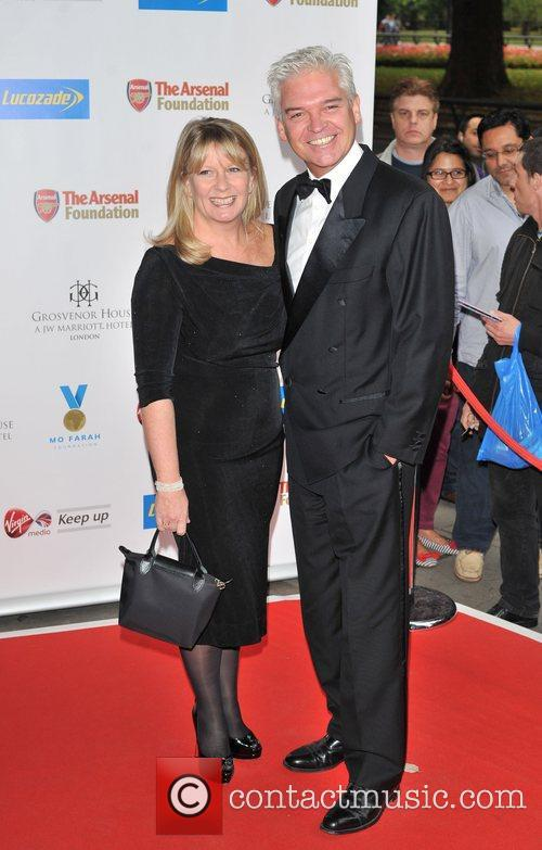Philip Schofield and guest 'A Night of Champions'...