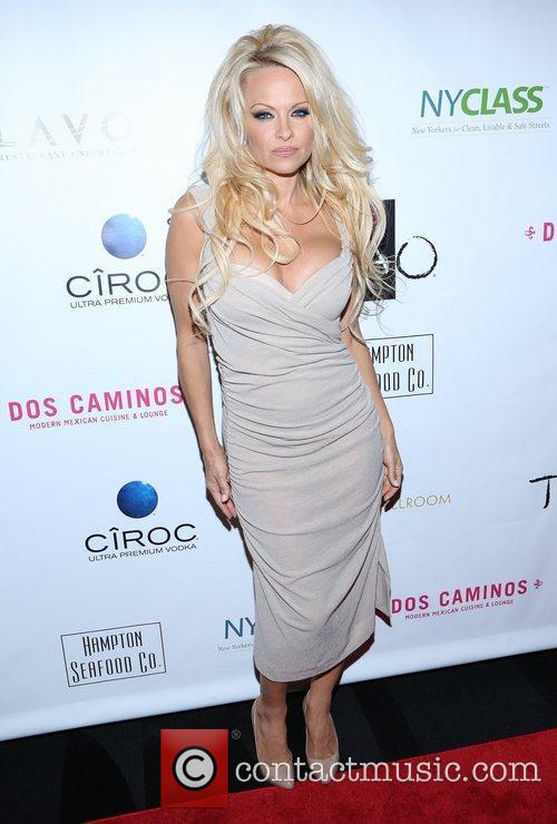 pamela anderson a night of new york 5940618