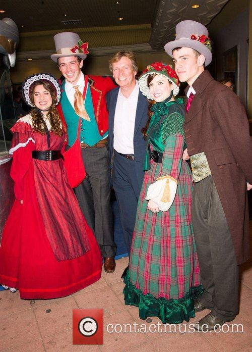 nigel lythgoe and guests a snow white 3633006