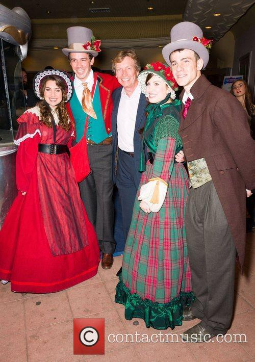 nigel lythgoe and guests a snow white 3633007