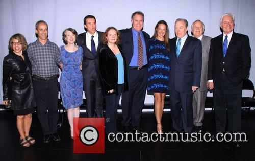 Cast, Team and Pearl Theatre 6