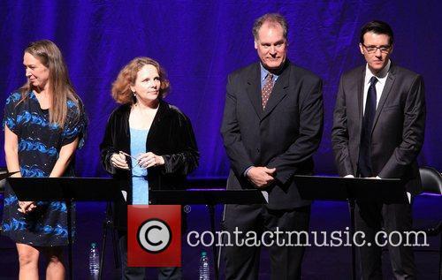 Elizabeth Marvel, Maryann Plunkett, Jay O. Sanders and Jason Butler Harner 1