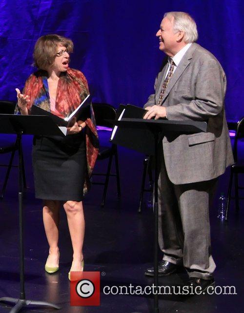 Jackie Hoffman, Dakin Matthews and The Pearl Theatre 2