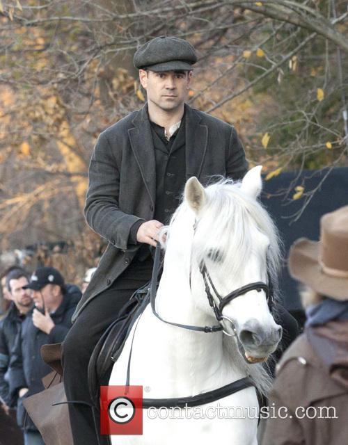 Colin Farrell, A Winters Tale and New York City 10