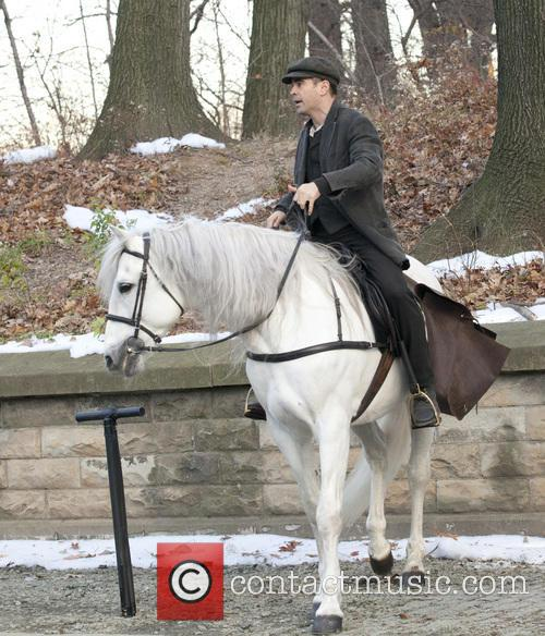 Colin Farrell, A Winters Tale and New York City 6