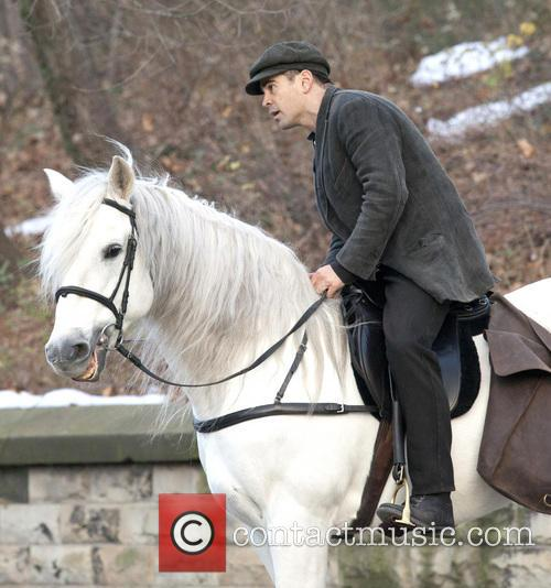 Colin Farrell, A Winters Tale and New York City 9