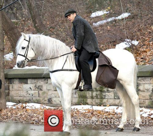 Colin Farrell, A Winters Tale and New York City 14