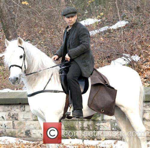 Colin Farrell, A Winters Tale and New York City 11
