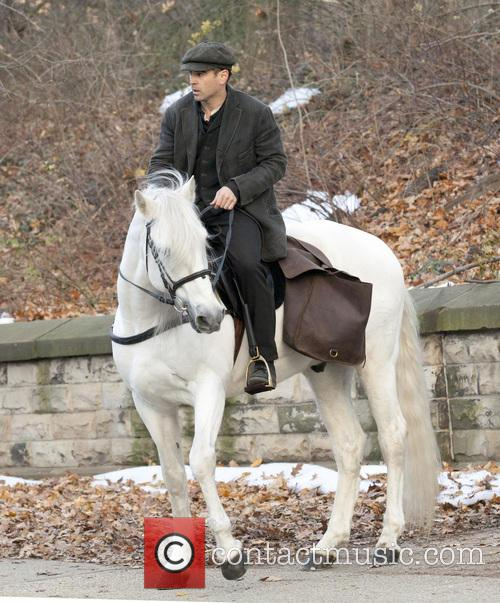 Colin Farrell, A Winters Tale and New York City 4