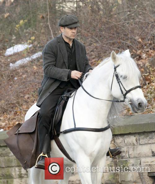Colin Farrell, A Winters Tale and New York City 5