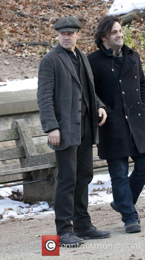 Colin Farrell, A Winters Tale and New York City 18