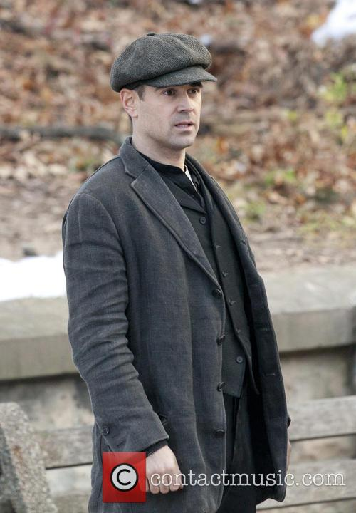 Colin Farrell, A Winters Tale and New York City 17