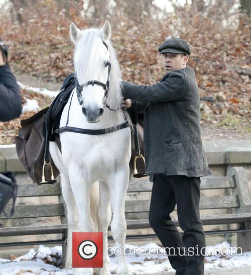 Colin Farrell, A Winters Tale and New York City 13