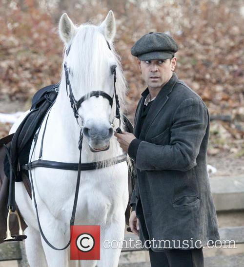 Colin Farrell, A Winters Tale and New York City 3