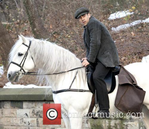 Colin Farrell, A Winters Tale and New York City 7