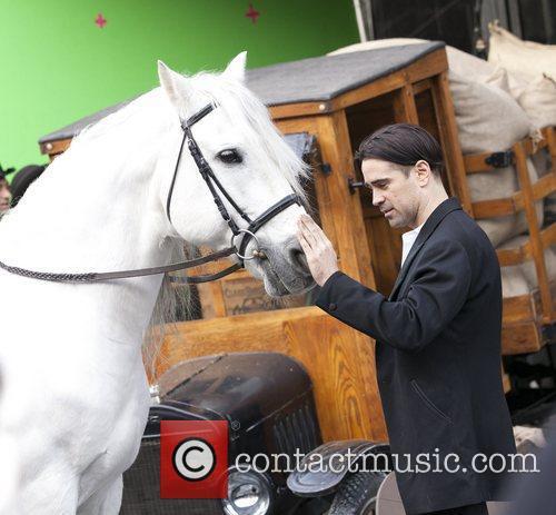 Colin Farrell   Actors seen on the...