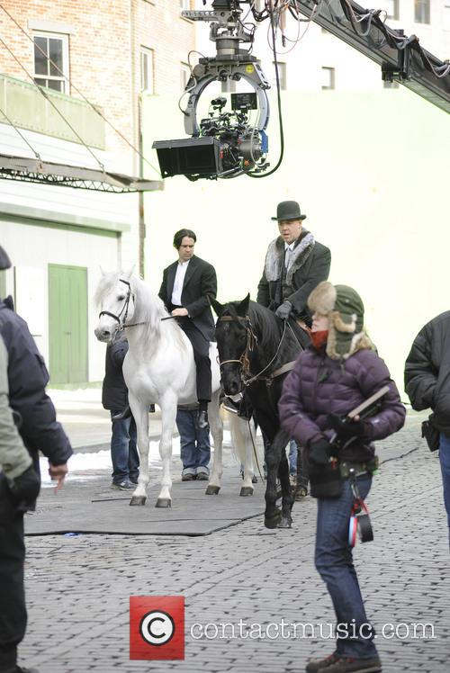 russell crowe colin farrell actors filming on 20027436