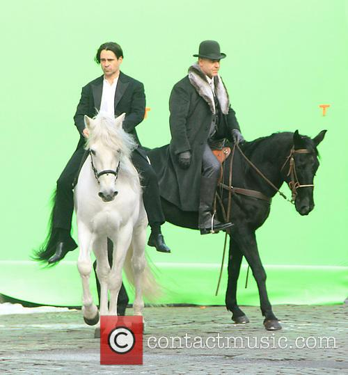 Colin Farrell and Russell Crowe 15