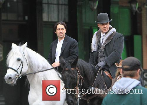 Colin Farrell and Russell Crowe 13