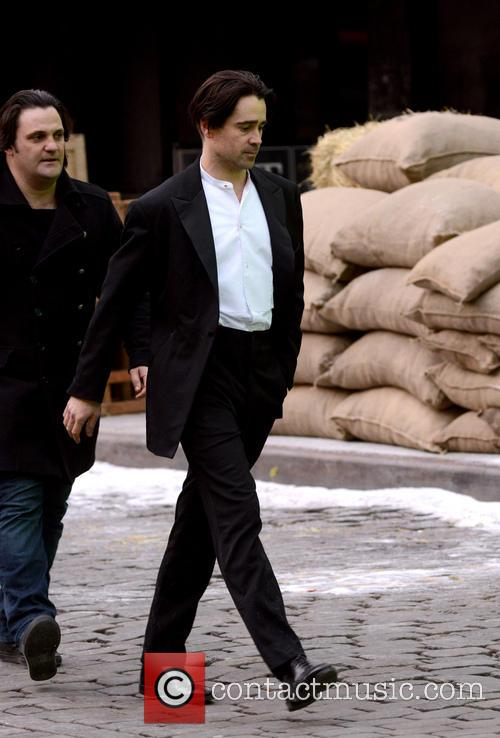 colin farrell actors filming on the movie 20028222