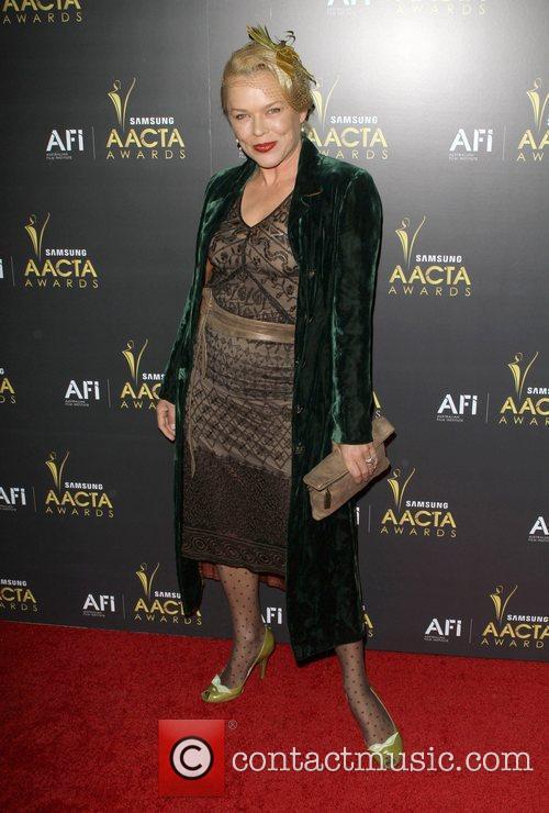 Kym Wilson 2012 Australian Academy of Cinema and...