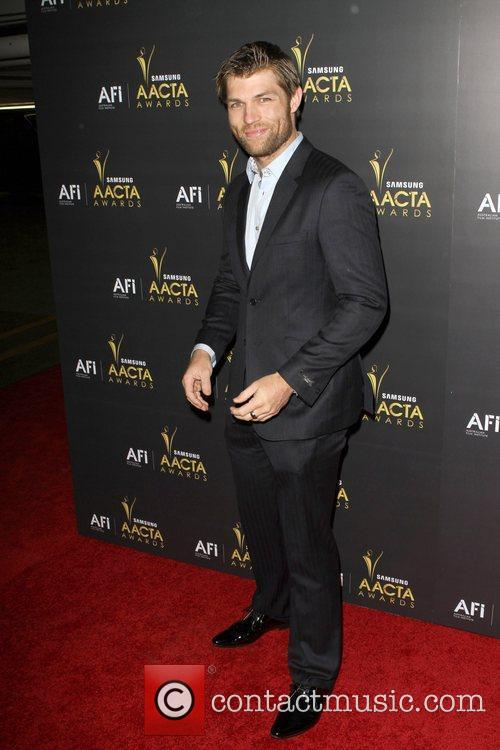 Liam McIntyre 2012 Australian Academy of Cinema and...
